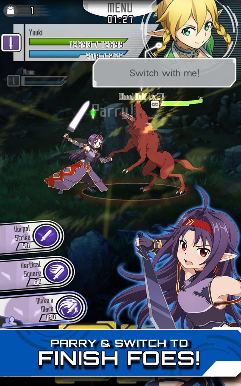 which sao character are you quiz