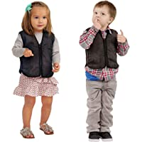 ZooVaa Weighted Vest for Kids - Children's Weighted Compression Vest with Removable Weights - by ZooVaa (Medium)