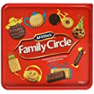 Crawfords Family Circle Tub 900gm Big Exclusive Value pack