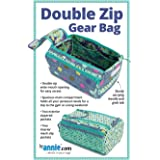 Double Zip Gear Bag Sewing Pattern by Annie.com