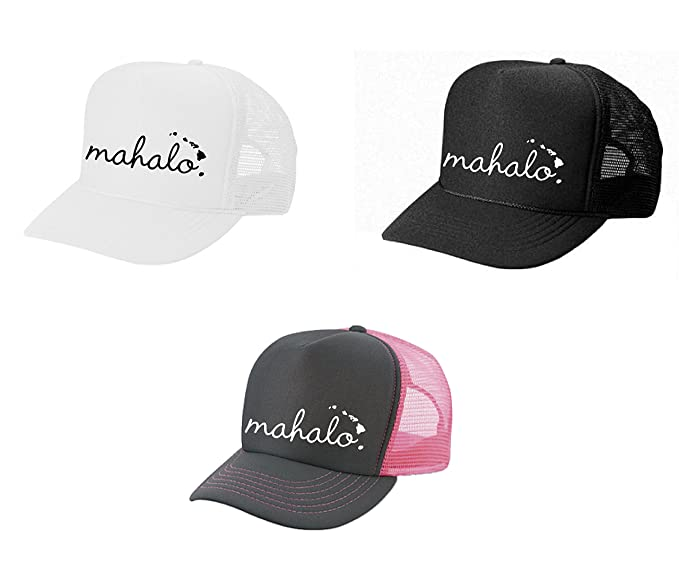 5ecb3933044 Epic Designs Hawaii Honolulu Hat - Mahalo - Cool Stylish Apparel ...