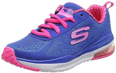 3438e09dd58 Amazon.com | Skechers Girls' Skech-Air Infinity Sneaker | Fitness ...