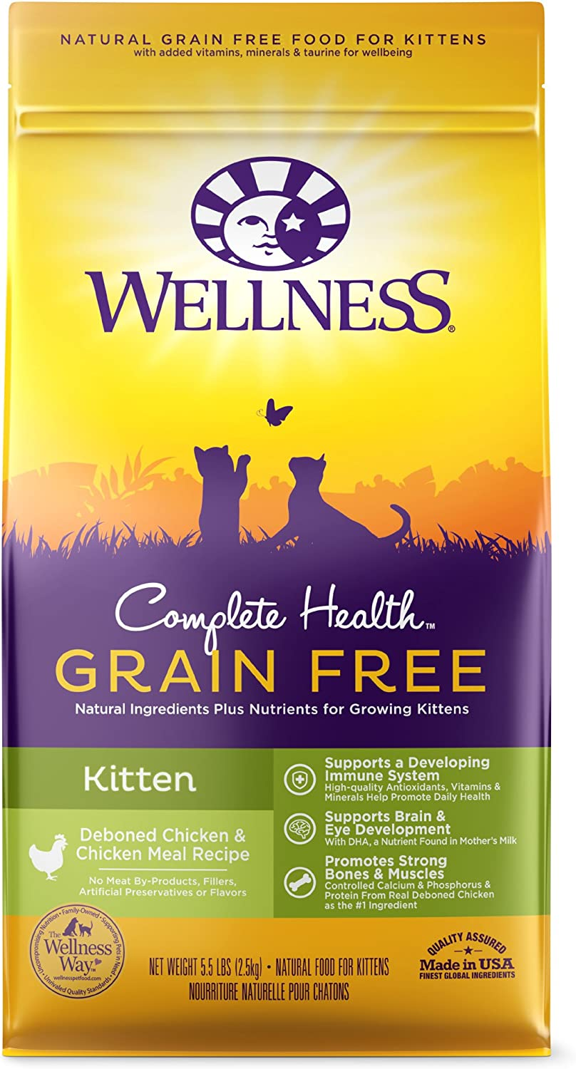 Wellness Natural Pet Food Dry