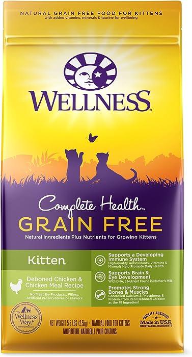 Top 10 Wellness Complete Cat Food 55