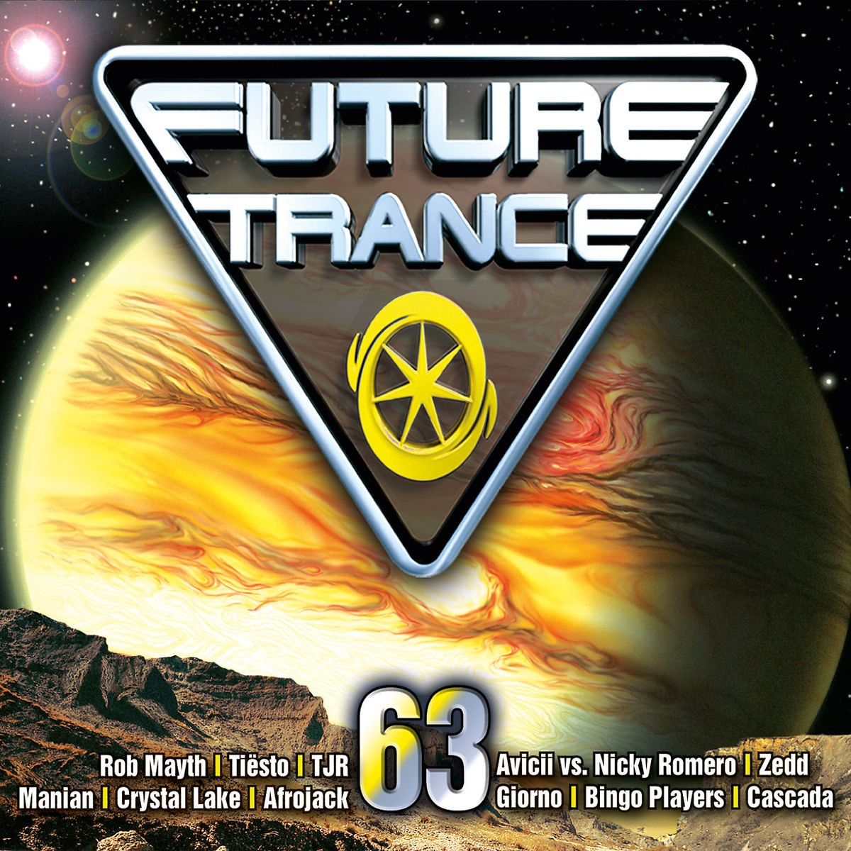 Various Artists-Future Trance 63