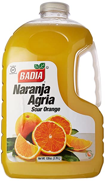 Badia Orange Bitter - Naranja Agria 128 oz