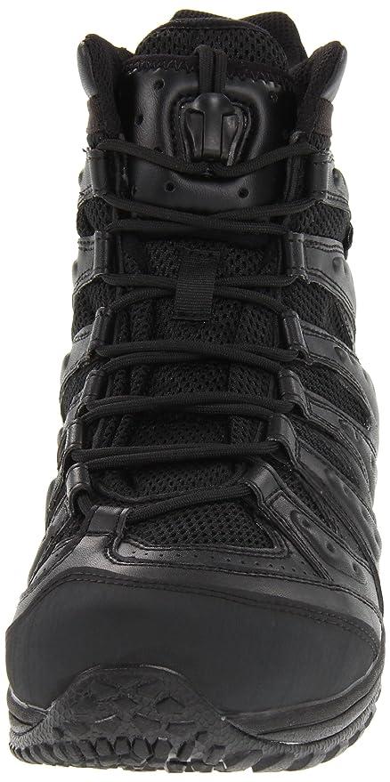 BlackHawk Warrior Wear Tall Tanto Boot Black, Negro, UE 41