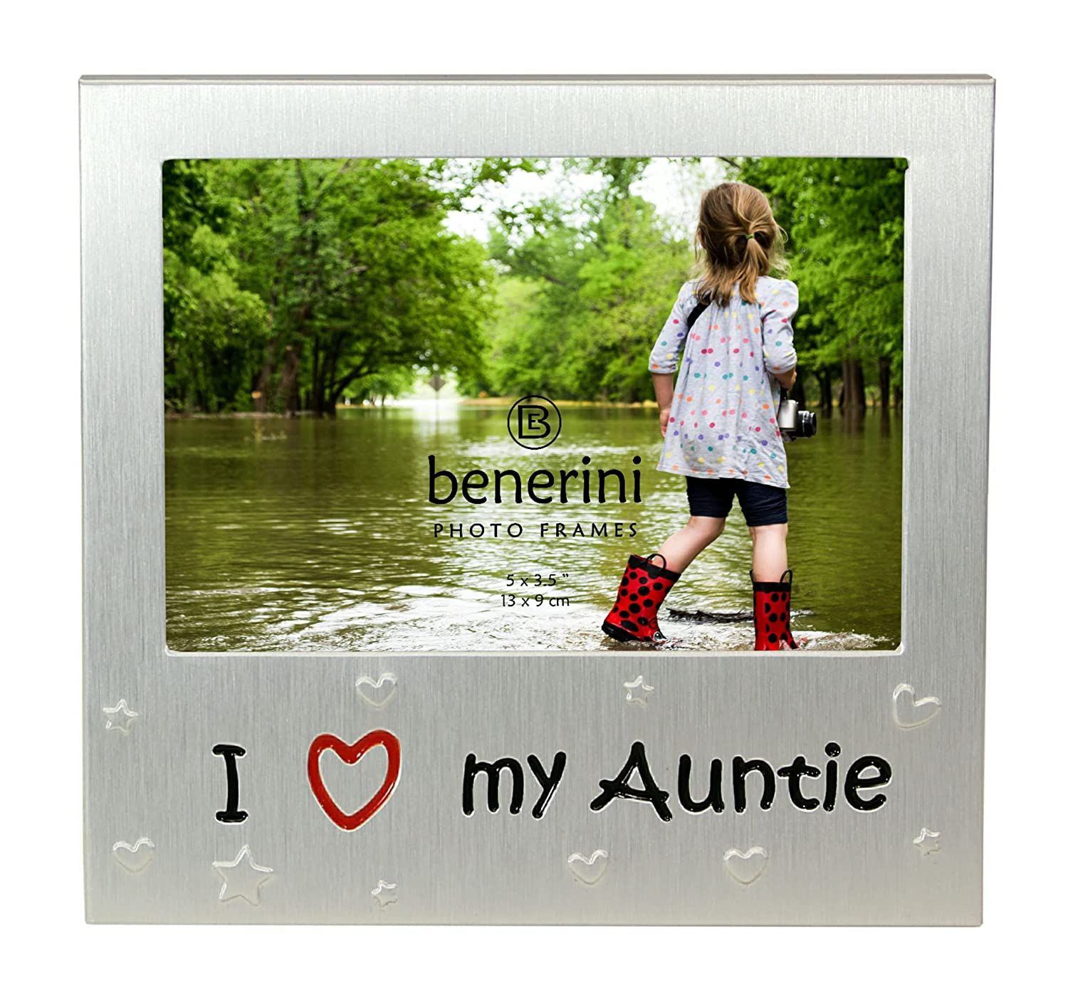 Amazon.com - I Love My Auntie - Expressions Photo Picture Frame Gift - 5 x 3.5