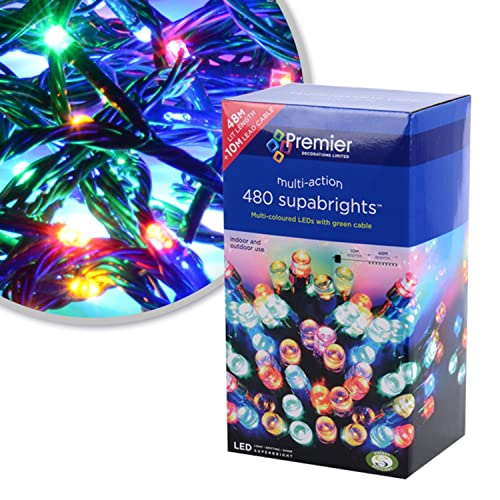 pines and needles led480m 480 multi action lights multi colour
