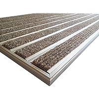 Aluminio Profesional Felpudo para sistema HD60, tamaño 110x