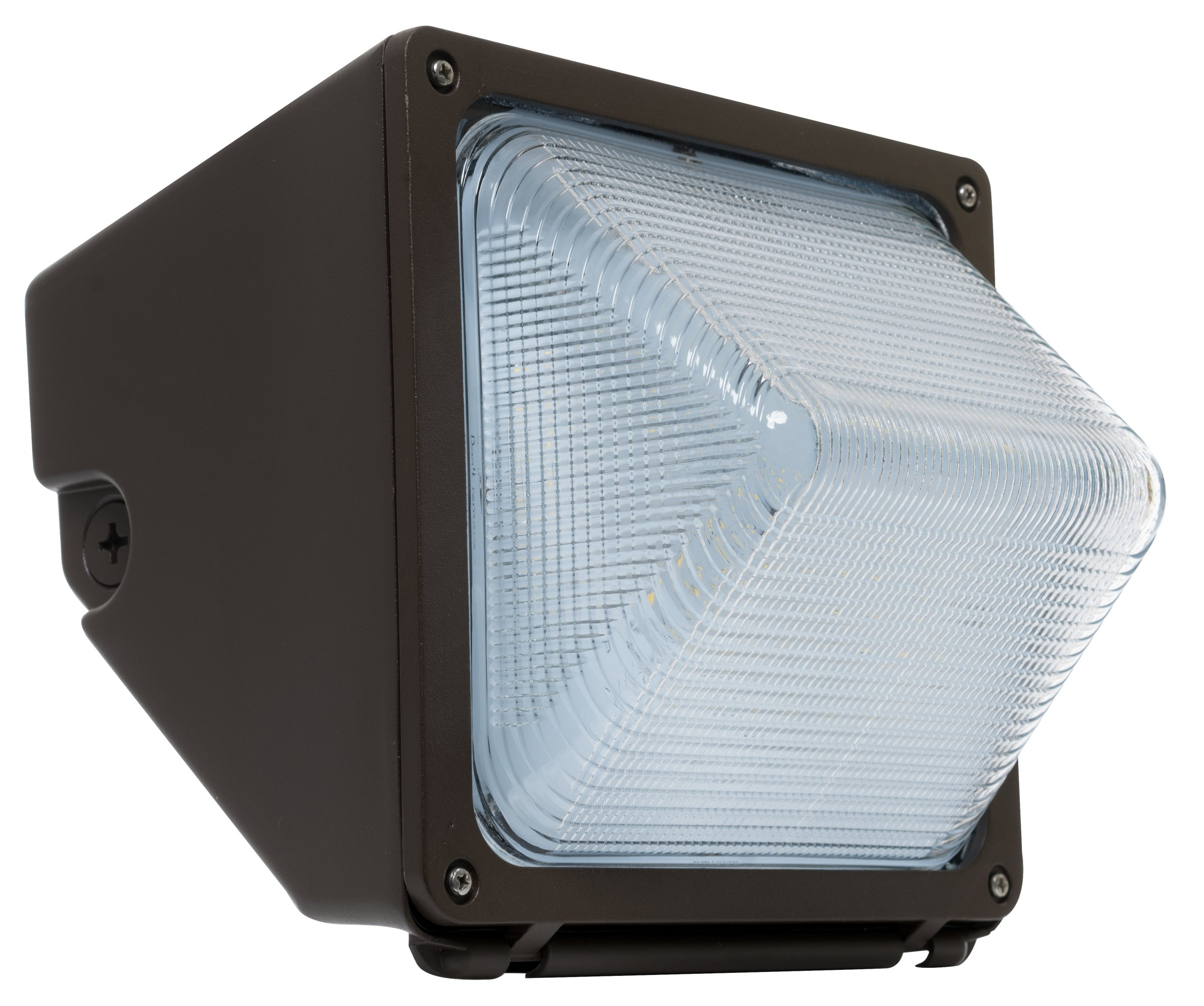 Westgate LED Wall Pack Fixture - Outdoor Security Wall Light for Area, Yard, Parking - Commercial Grade Industrial Quality HPS/HID Replacement - IP65 Waterproof UL Listed(30 Watt, 3000K Warm White)
