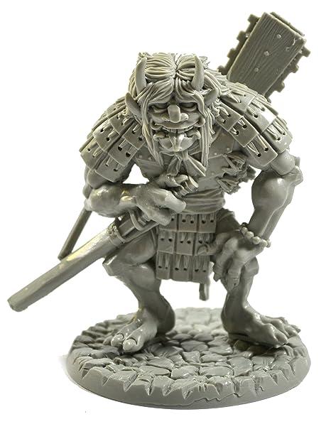 Amazon com: Stonehaven Oni Troll Miniature Figure for 28mm