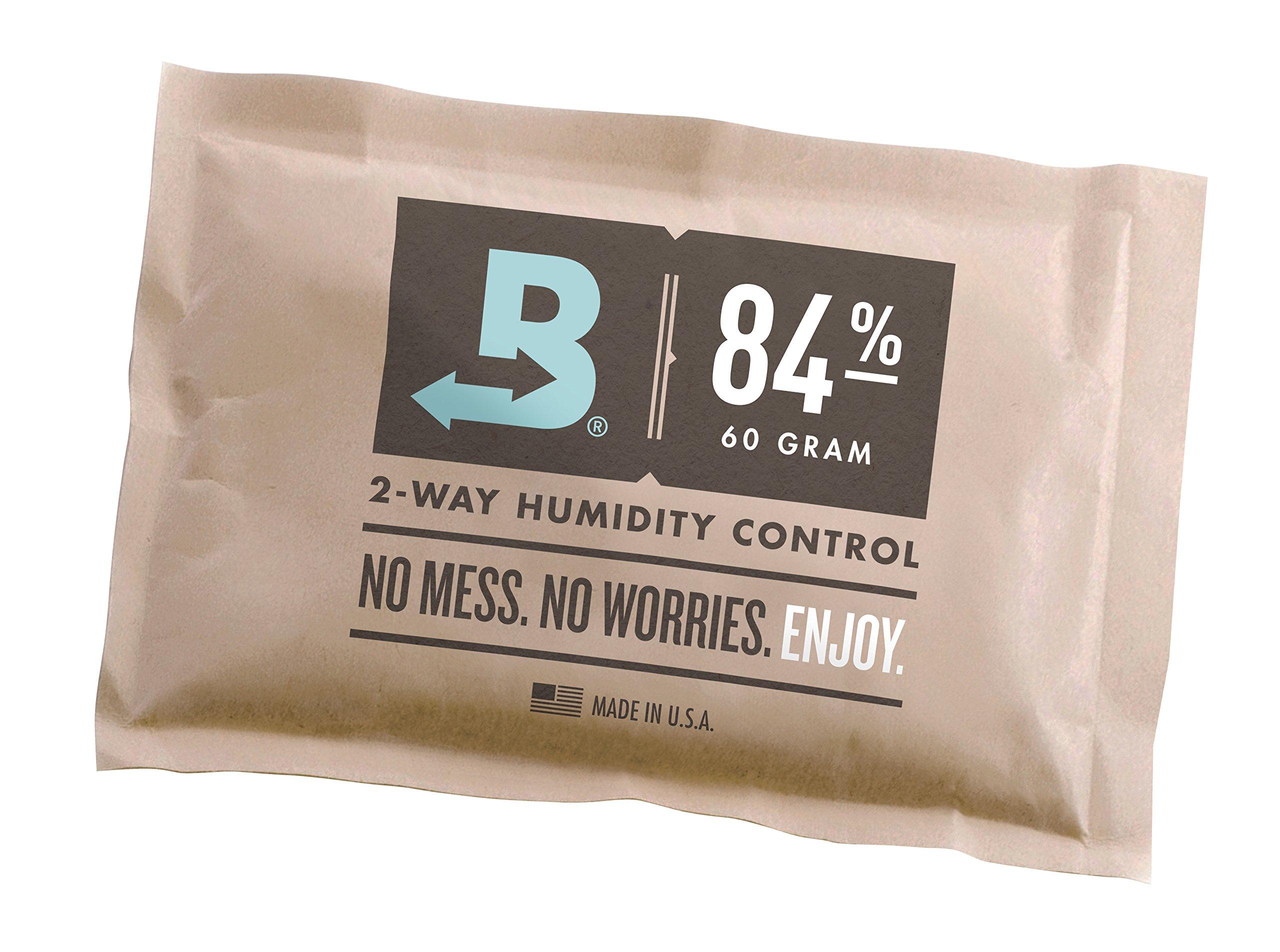 Boveda 84% RH for Humidor Seasoning, Large 60 gram