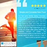 Kegenix Real Ketones Keto Meal Replacement with