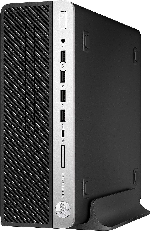 HP EliteDesk 705 G4 SFF Desktop, AMD Ryzen 5 PRO 2400G 3.6GHz, 8GB DDR4, 256GB PCIe SSD, Win10 Pro