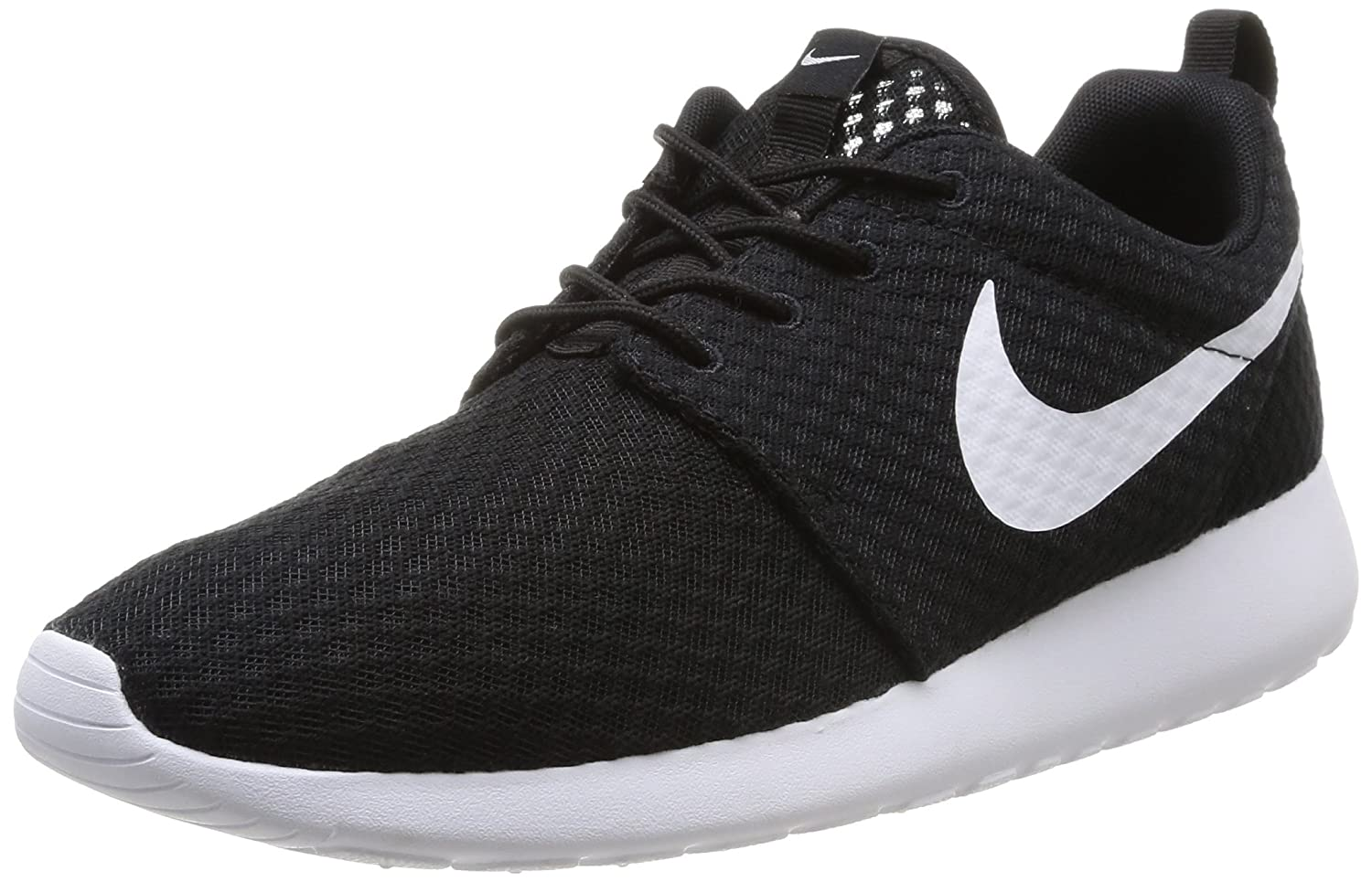 eb7c30ba5a12b Nike WMNS Roshe One Winter - Women s Sports Shoes Size  4 UK (M) Black   Amazon.co.uk  Shoes   Bags