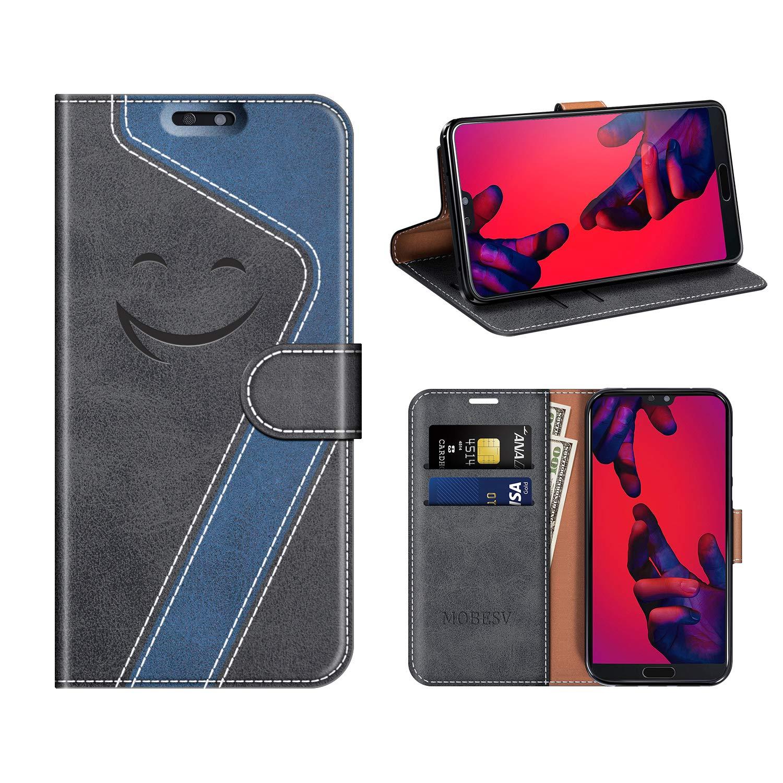 Custodia Magnetica Huawei P20 PRO Cover Libro/Portafoglio Porta ...