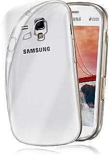 401b81a60f4 Funda Protectora OneFlow para Funda Samsung Galaxy S3 Mini Carcasa Silicona  TPU 0,7 mm