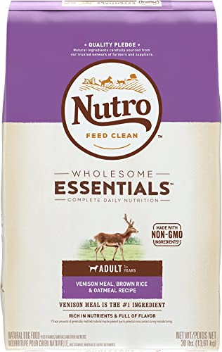 Nutro Wholesome Essentials Venison Meal
