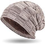 Compagno caldo berretto beanie sportivo ed elegante modello design unicolore