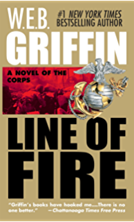 Line of Fire (The Corps series Book 5)