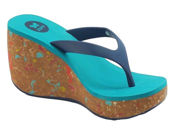 Ipanema 81759 Zaxy Lipstick IV Fem Navy - Sandalias de goma para mujer azul Size: 40 WOAiNRwa