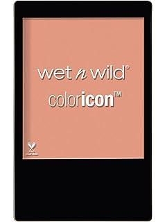 Wet n Wild Pearlescent Pink Color Icon Colorete - 1 estuche: Amazon.es: Belleza