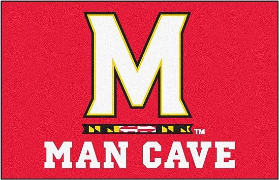 FANMATS 14700 University of Texas Nylon Universal Man Cave Starter Rug