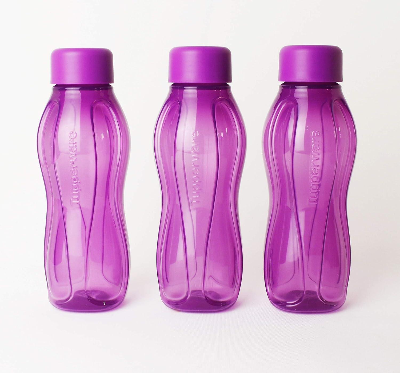 Tupperware EcoEasy 3X - Botella (310 ml), Color Fucsia Eco-Easy ...