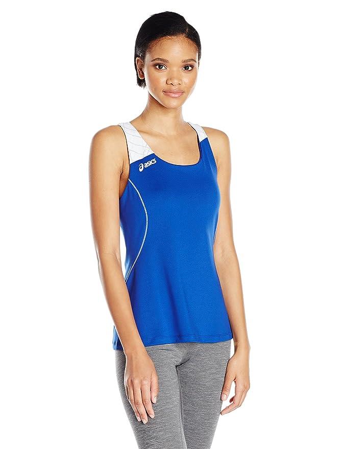 8864c5e7f62584 Amazon.com   ASICS Women s Alley Tank Top   Athletic Apparel   Sports    Outdoors