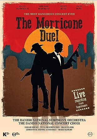Das Morricone-Duell - Das gefährlichste Konzert aller Zeiten Italia Blu-ray: Amazon.es: Hicks, Sarah (Dirigentin), Hicks, Sarah (Dirigentin): Cine y Series TV