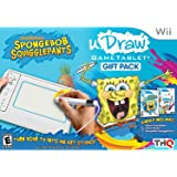 uDraw Game Tablet with SpongeBob Squigglepants and Studio Bundle - Nintendo Wii