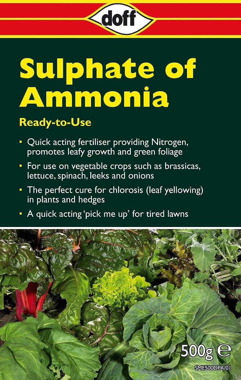 Doff Sulphate of Ammonia 500g sme500dpa/01