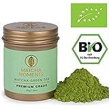 [Vogue Magazine] Organic Matcha Green Tea Powder | 30g Premium Grade | Japanese Tea | Blended Drinks | Matcha Moments