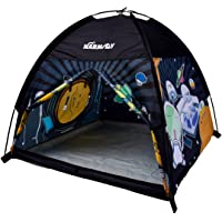 NARMAY Play Tent Space World Dome Tent for Kids Indoor / Outdoor Fun-122 x 122 x 102 cm