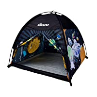NARMAY Play Tent Space World Dome Tent for Kids Indoor / Outdoor Fun - 48 x 48 x...