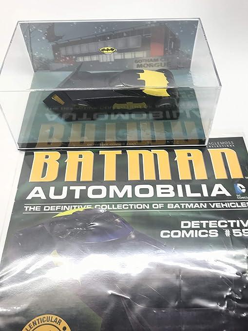 Batman DC Comics Automobilia Magazine #31 /& Die-Cast Vehicle Eaglemoss