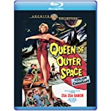 Queen of Outer Space (1958) [Blu-ray]