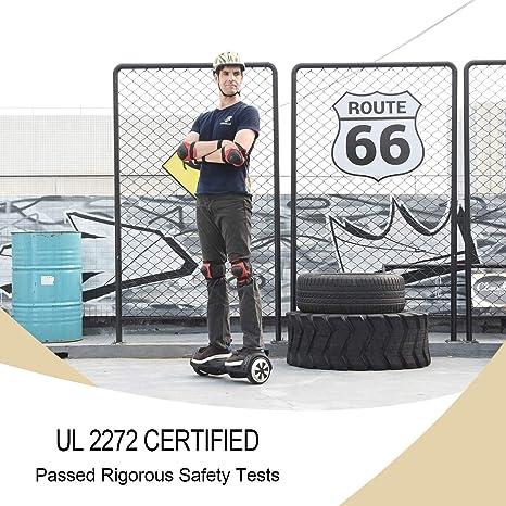 Amazon.com: CXMScooter - Patinete eléctrico con Bluetooth de ...