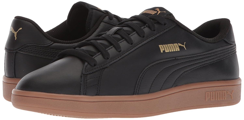 42ae30d715 PUMA Men's Smash v2 Leather Plus Sneaker