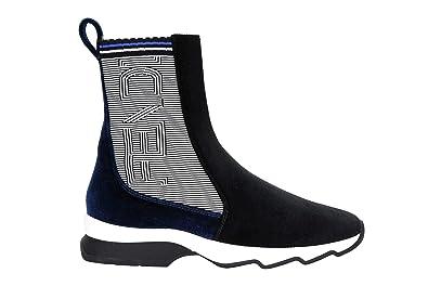 ac76da42 Fendi Women's 8E6631 Sneaker Boots: Amazon.co.uk: Shoes & Bags