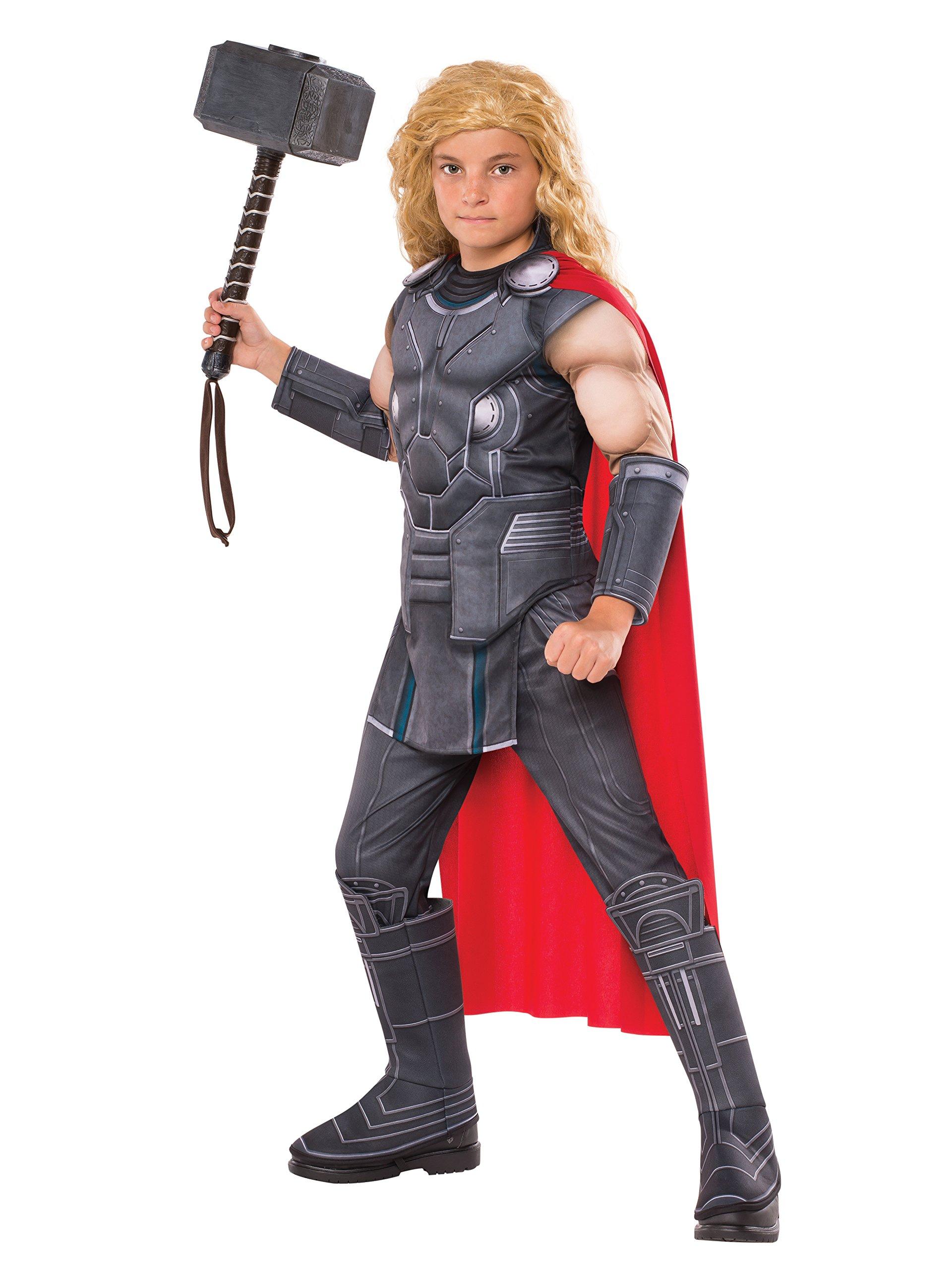 Rubie's Thor: Ragnarok Child's Deluxe Thor Costume, Medium