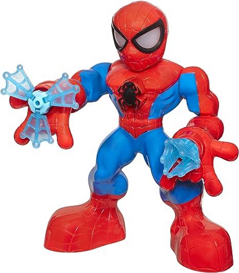 Marvel Spider-Man Adventures Playskool Heroes Electronic Web ...