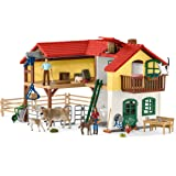 Schleich 42407 Large Farm House Playset