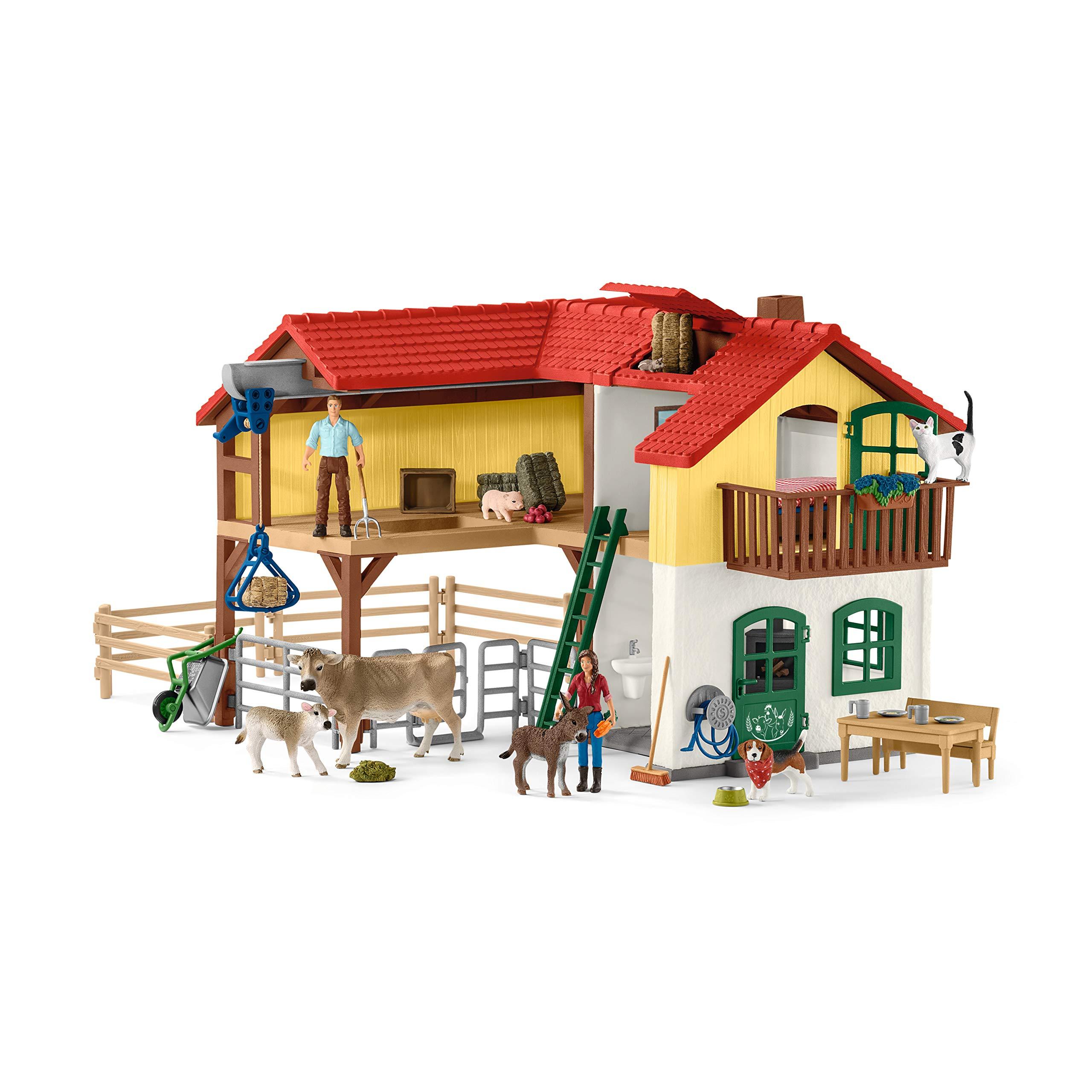 Schleich Large Farm House by Schleich (Image #2)