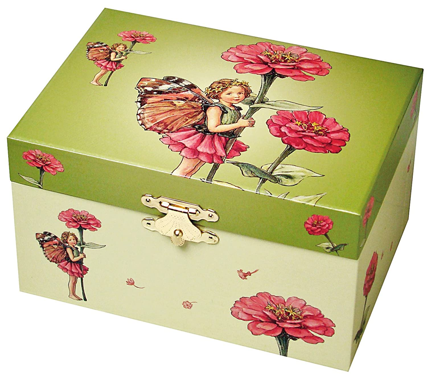 Trousselier Flower Fairies Music Jewellery Box Amazoncouk Toys