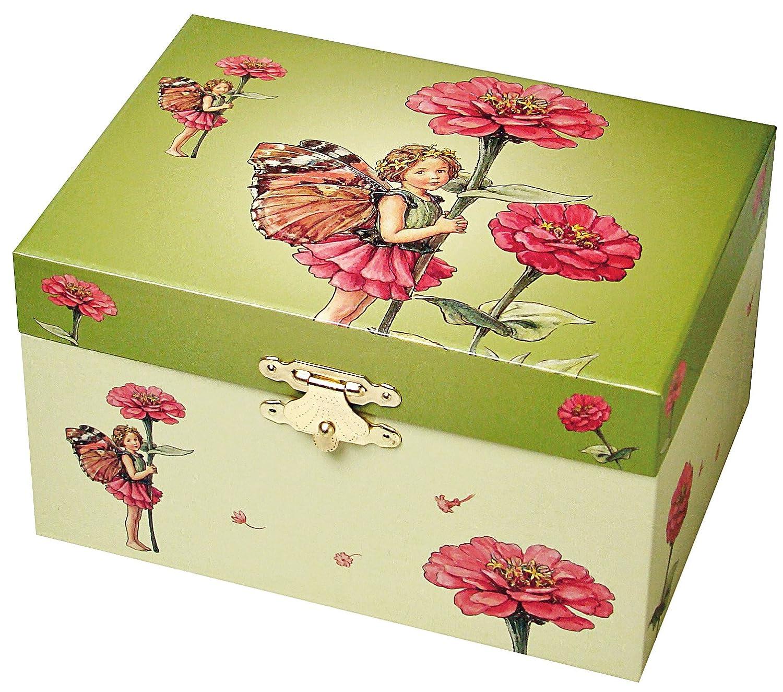 Trousselier Flower Fairies Music Jewellery Box Amazoncouk Toys