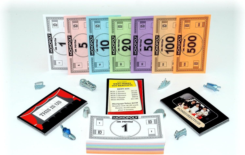 Hasbro - Juego de Mesa, de 2 a 6 Jugadores (21418) (versión en inglés): Amazon.es: Juguetes y juegos