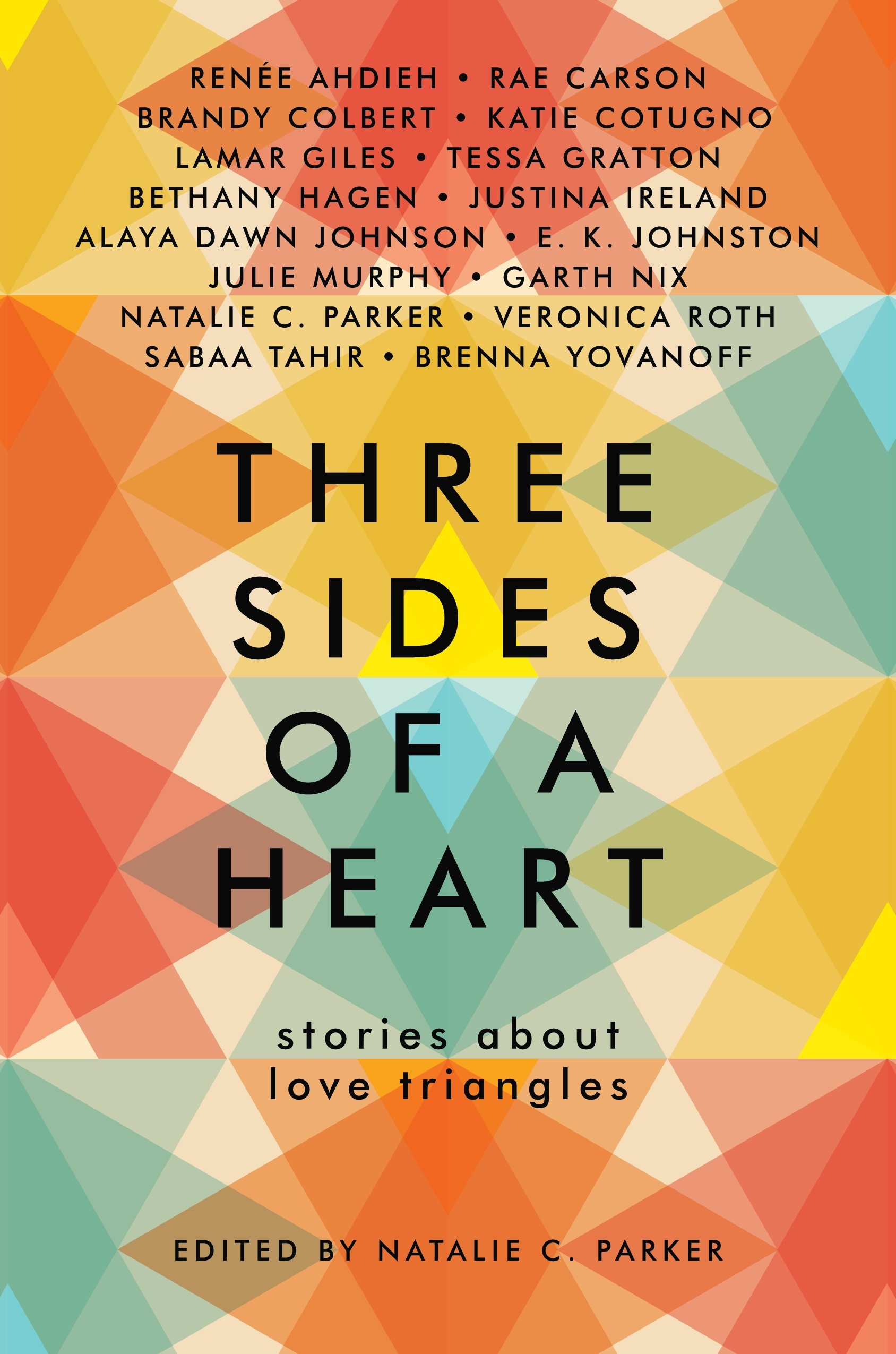 Three Sides of a Heart: Stories about Love Triangles: Amazon ...