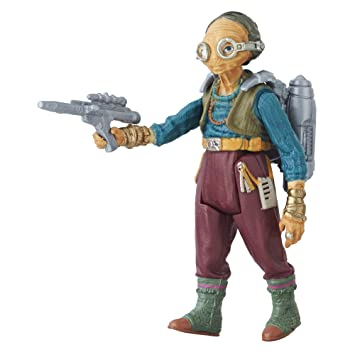 Maz Kanata Star Wars Solo Force Link 3 3//4-Inch Action Figures Wave 1